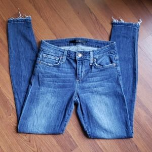 Joe's Skinny Ankle Jean's Sinclair - Sz 25